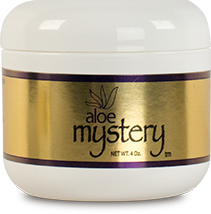 Aloe Mystery 4oz jar